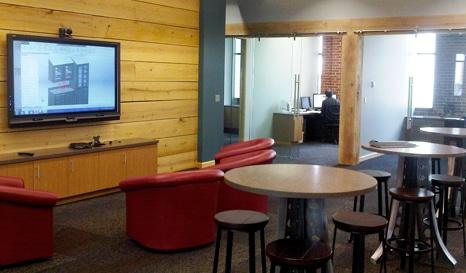 Corporate Office Inside