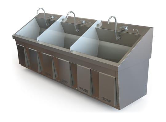 Surgical Scrub Sink Models - MAC Medical, Inc.