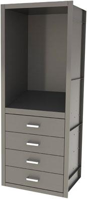 Desk-Cabinets