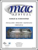 Microsoft Word - MAN-004 MAC MEDICAL SINK MANUAL REV. C.docx