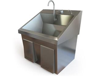 Ss32 Surgical Scrub Sink Mac Medical Inc