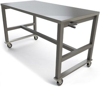 Work Tables Mac Medical Inc
