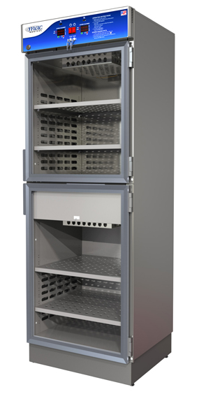 Dual Chamber Warming Cabinets Data Logging Amp Temperature