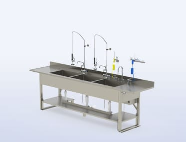Processing Sinks